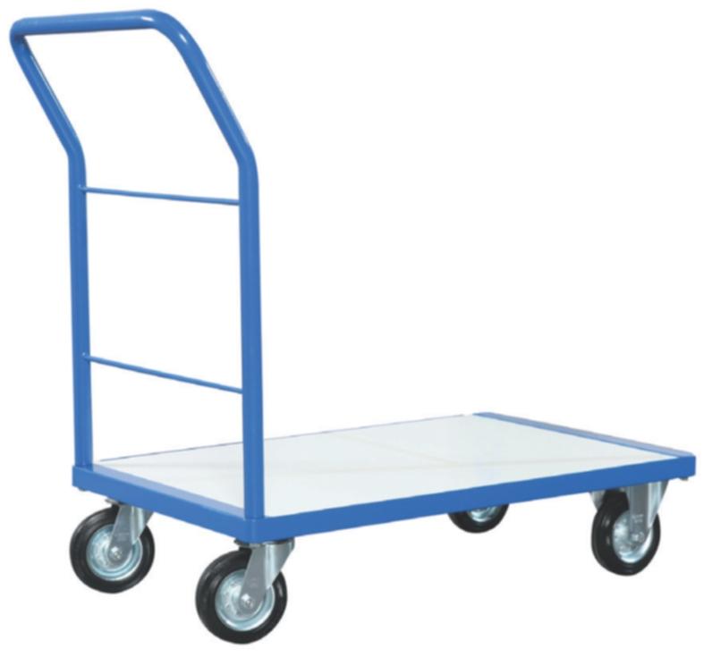 Wózek platformowy w wersji standard