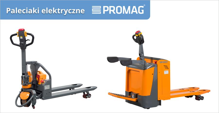 Chłodny Paleciaki elektryczne - ePROMAG.pl XJ89