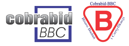 Certyfikat Cobrabid BBC