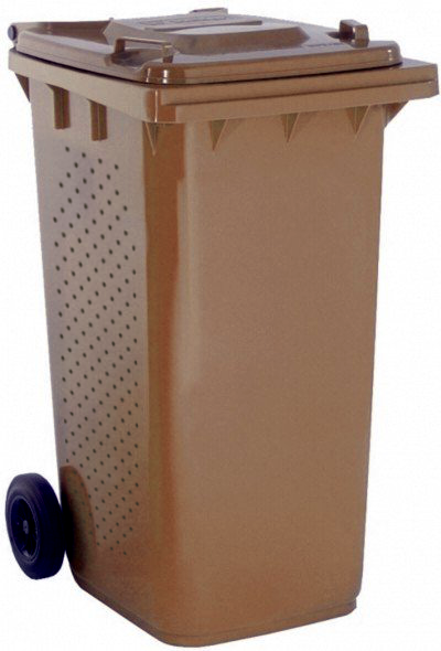 Inne rodzaje Pojemnik na odpady biodegradowalne z wentylacją i kratką - ePROMAG.pl XJ46