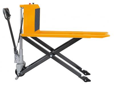Wózek Nożycowy Z Elektrycznym Podnoszeniem Epromag Pl