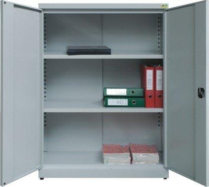 Metalowa szafa biurowa SBN800