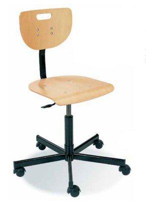 Krzesło specjalistyczne WEREK na kołach