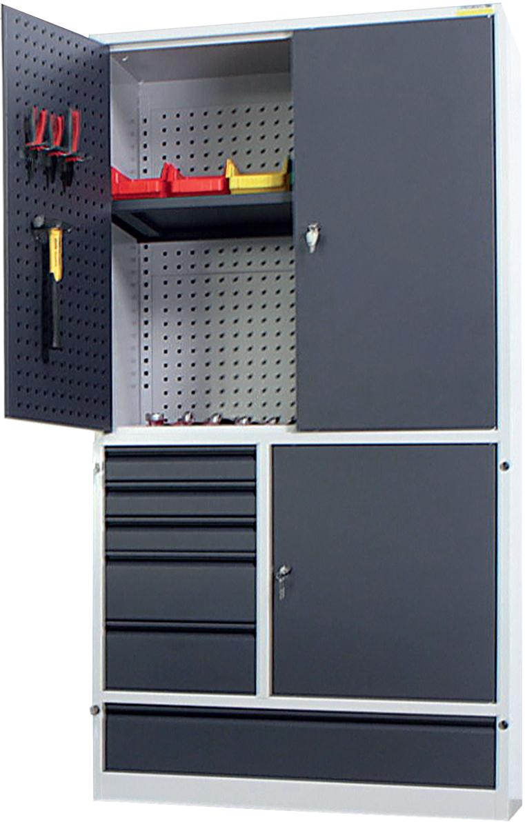Metalowa szafa narzędziowa TSS/HZ