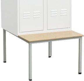 Ławka jednostronna pod szafę
