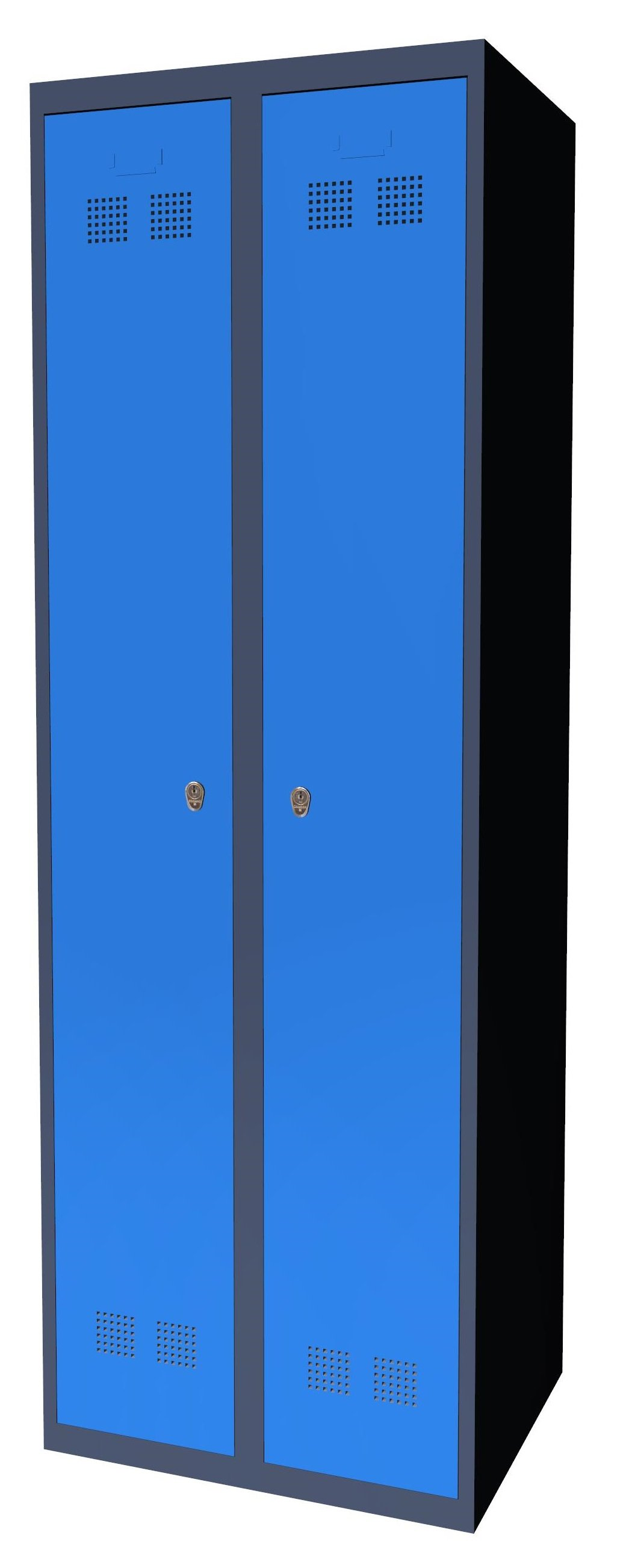 Szafka bhp SUP E300-02 7024/5015