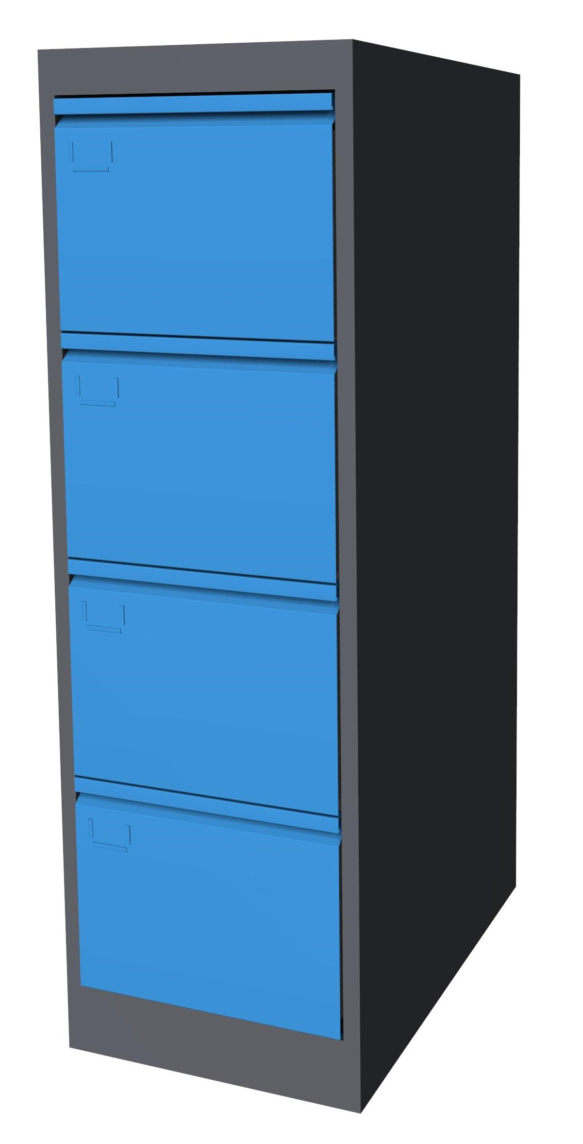 Szafa kartotekowa SK-A4/4 7024/5015