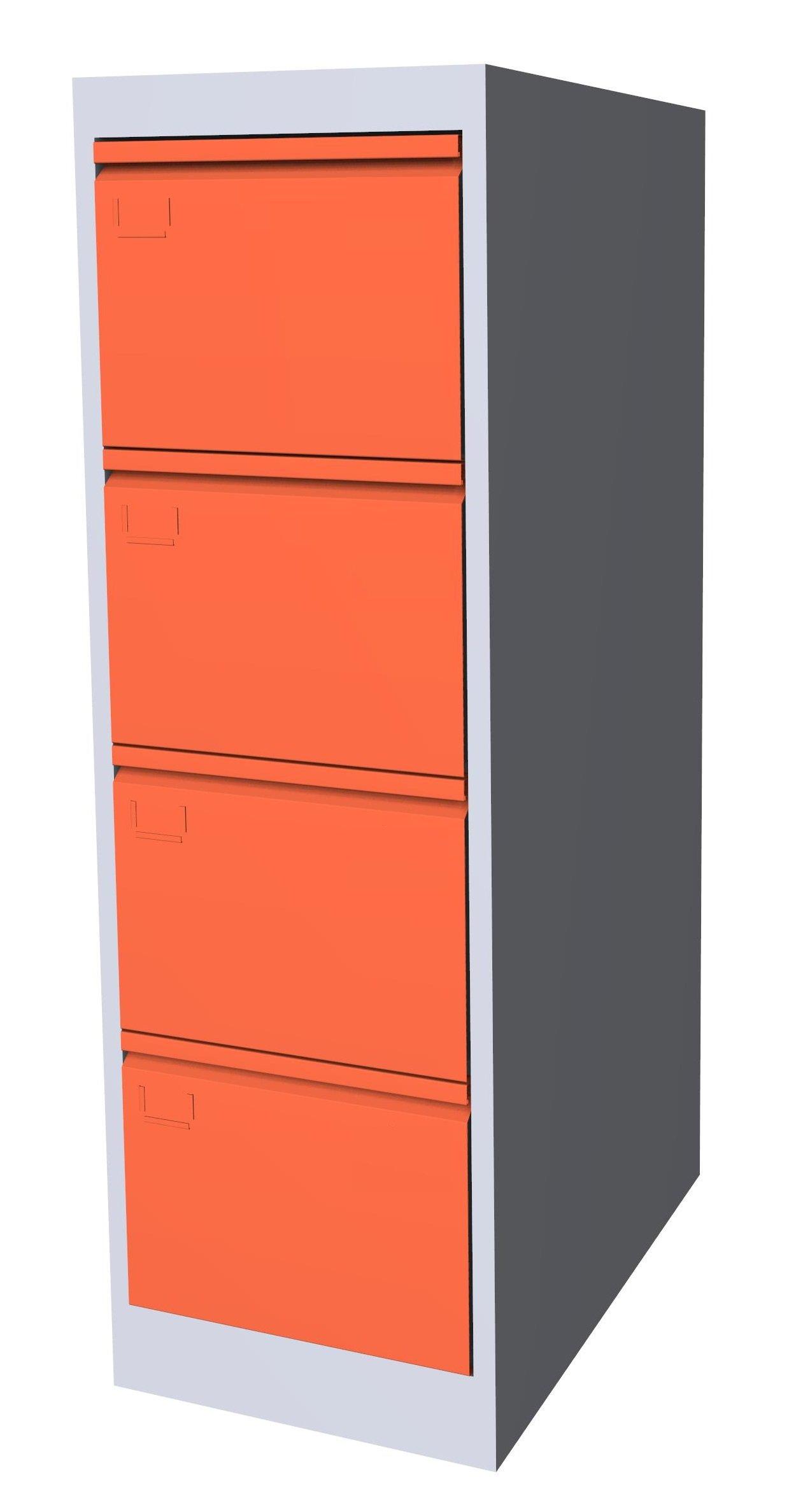 Szafa kartotekowa SK-A4/4 7035/2003