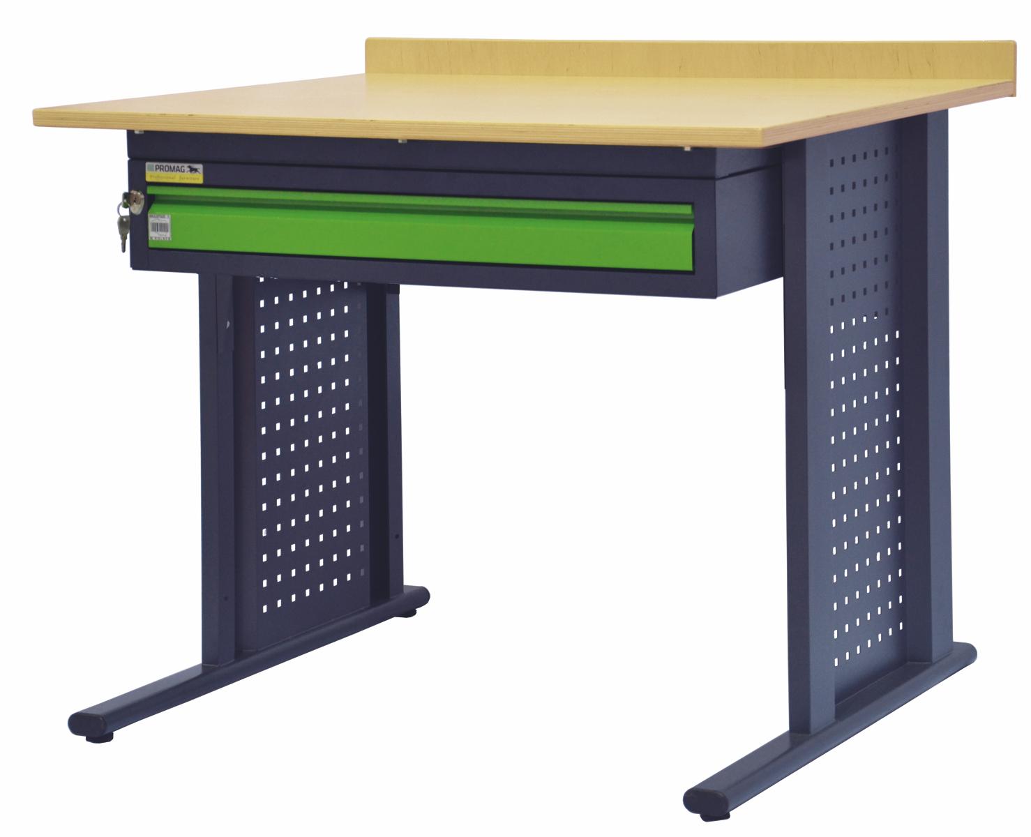 Stół warsztatowy lekki z szufladą