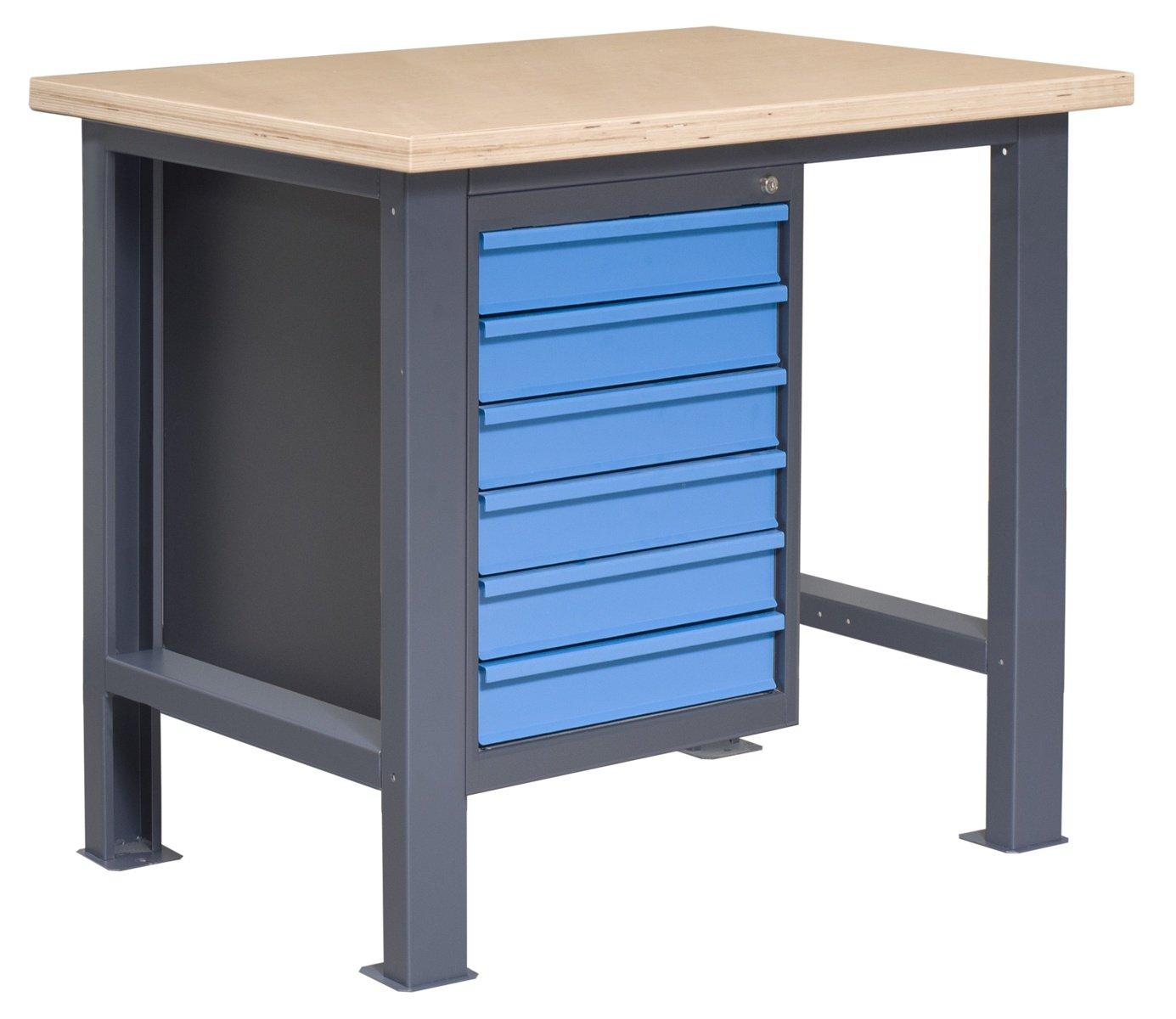 Stół warsztatowy PL01L/P3