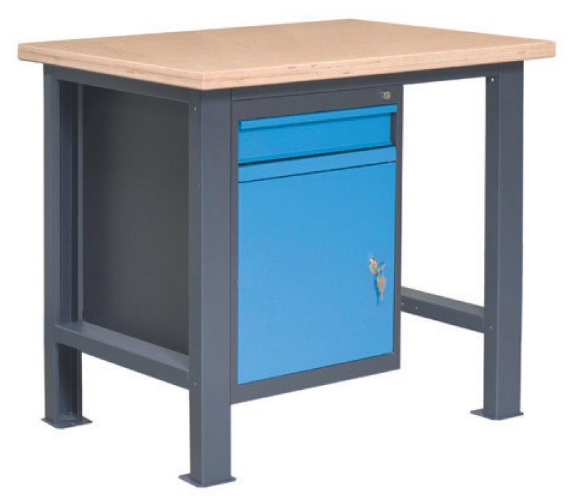 Stół warsztatowy PL01L/P2