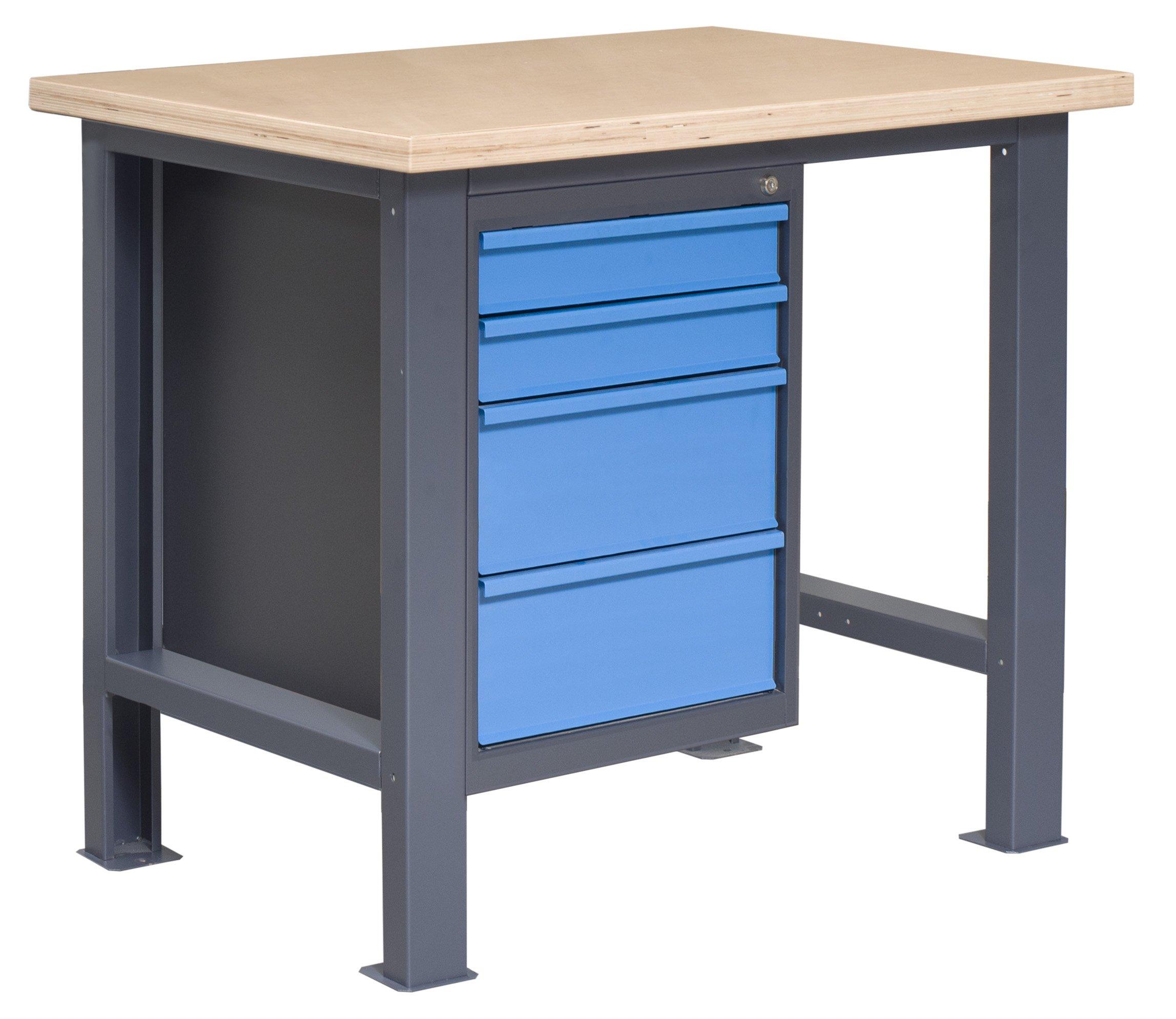 Stół warsztatowy PL01L/P7