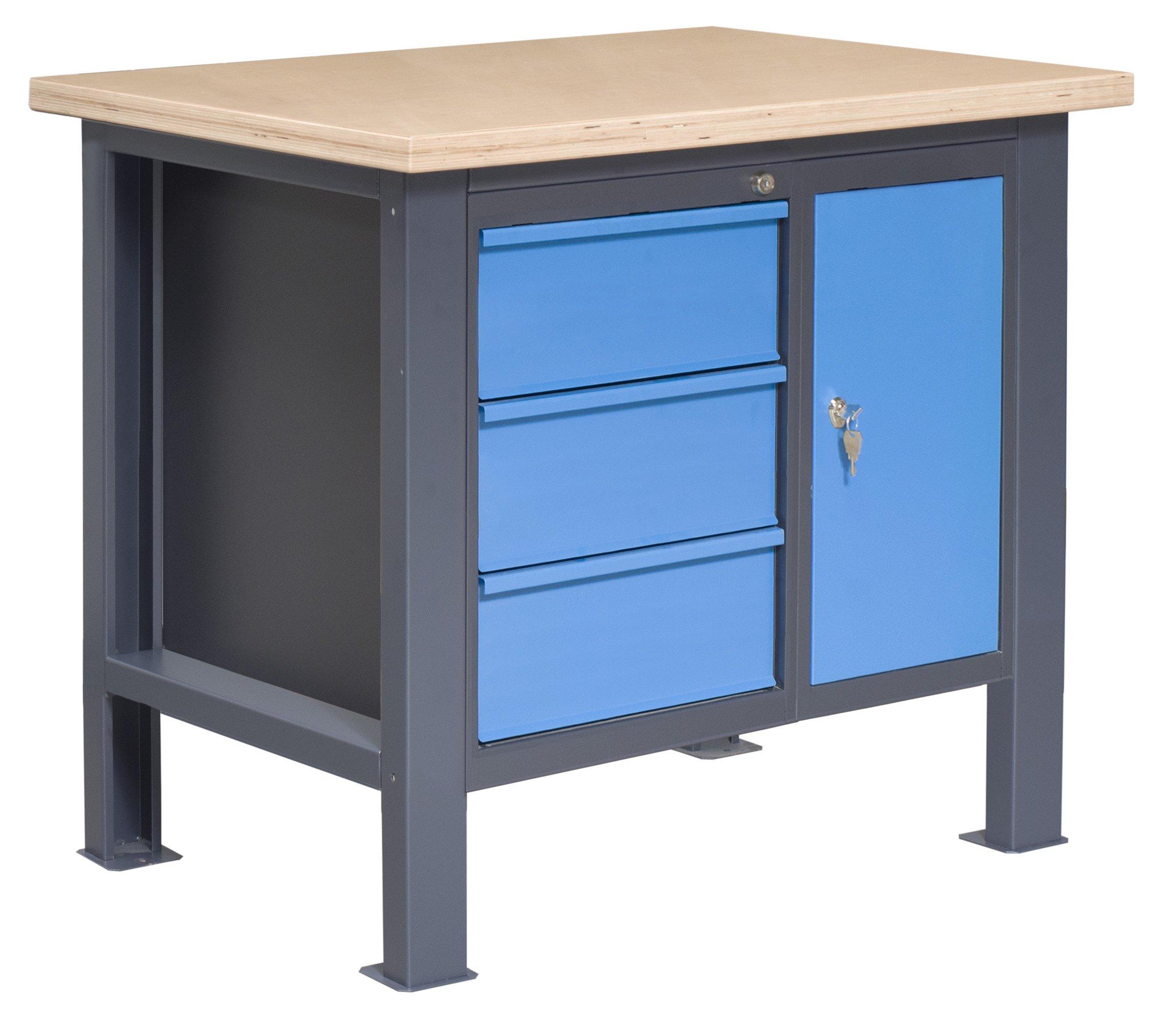 Stół warsztatowy PL01L/P8P9