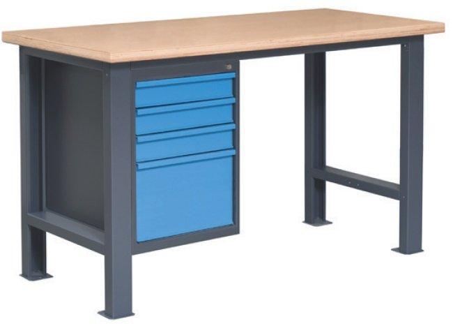 Stół warsztatowy PL02L/P4
