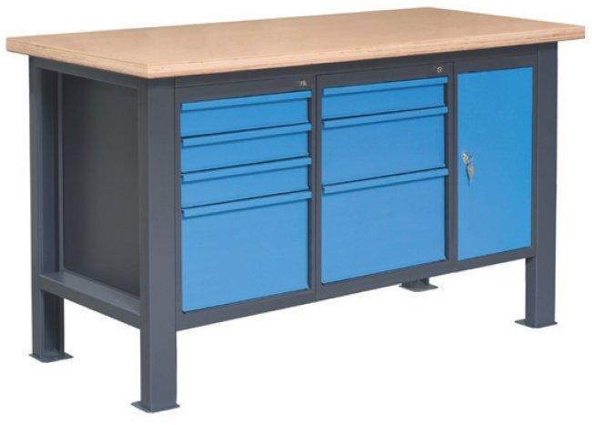 Stół warsztatowy PL02L/P4P5P10