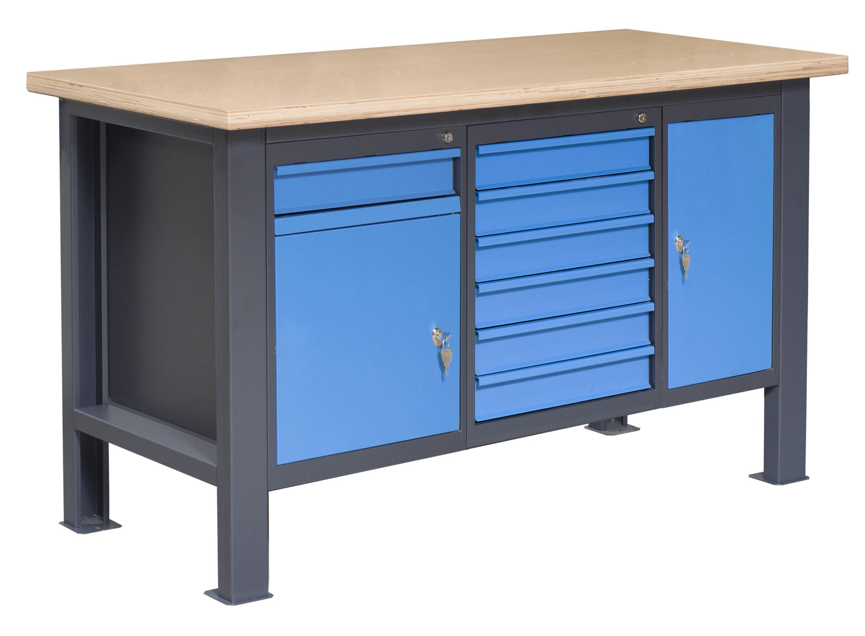 Stół warsztatowy PL02L/P2P3P10