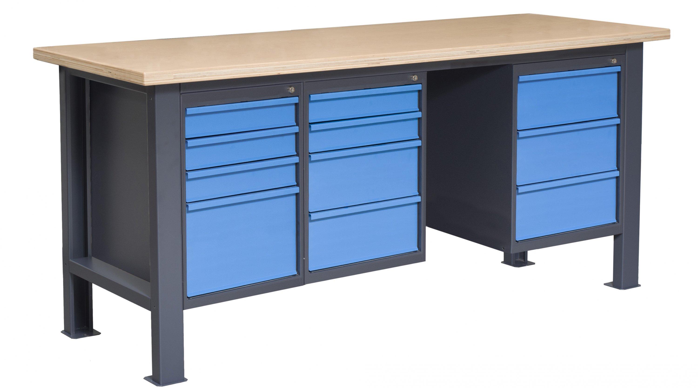 Stół do warsztatu typu PL03L/P4P7P8
