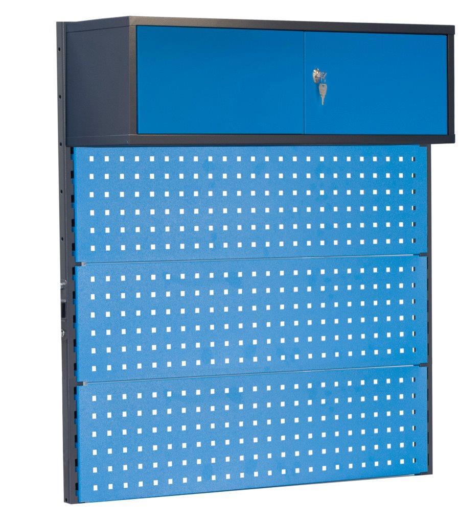 Nadbudowa PL01/3T/1S do stołów warsztatowych Professional