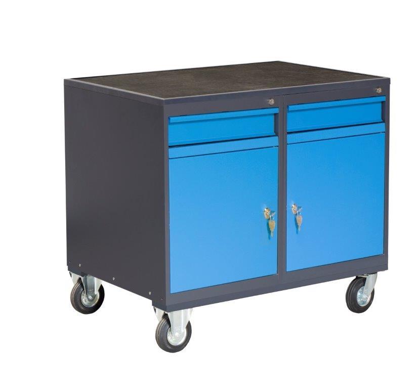 Wózek warsztatowy PLW01G/P2P2