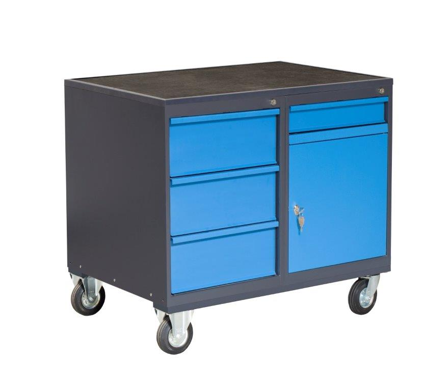 Wózek warsztatowy PLW01G/P8P2