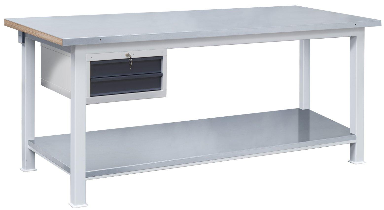 Ciężki stół warsztatowy 3t/P12/POC179