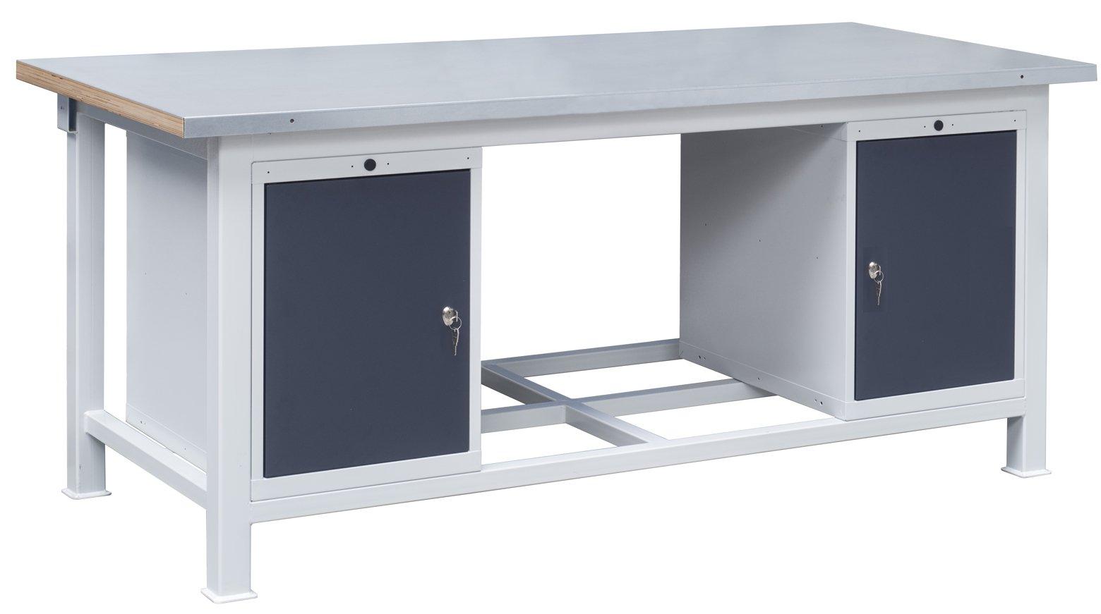Stół warsztatowy o nośności 3000 kg