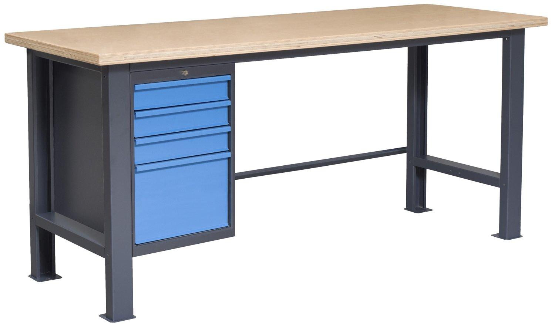 Stół do warsztatu typu PL03L/P4