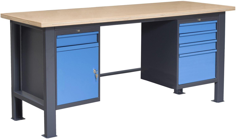 Stół do warsztatu typu PL03L/P2P4