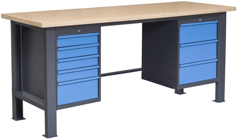 Stół do warsztatu typu PL03L/P6P8