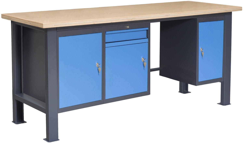 Stół do warsztatu typu PL03L/P1P2P10