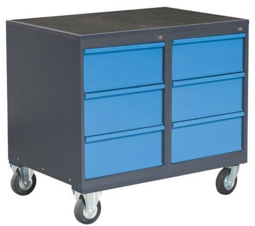 Wózek warsztatowy PLW01G/P8P8