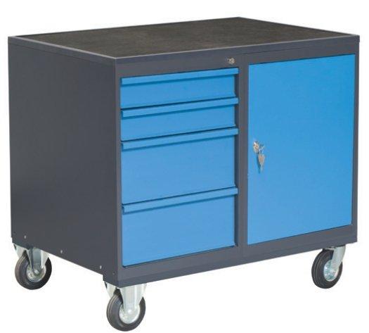 Wózek warsztatowy PLW01G/P7P1