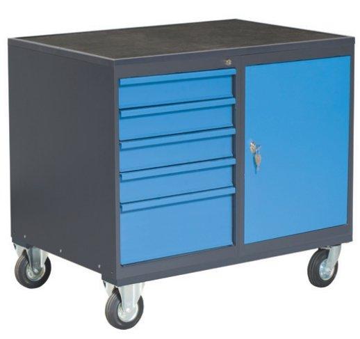 Wózek warsztatowy PLW01G/P6P1