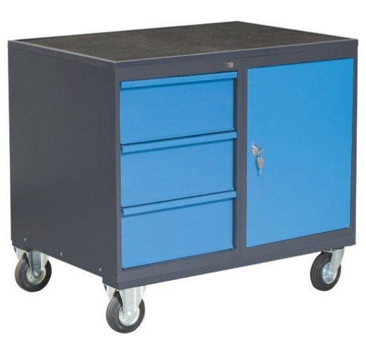 Wózek warsztatowy PLW01G/P8P1