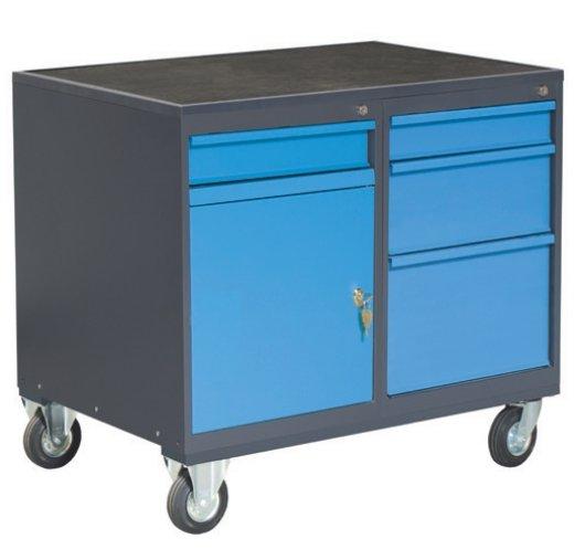 Wózek warsztatowy PLW01G/P2P5