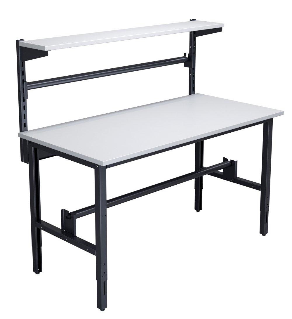 Stół do pakowania z uchwytem do folii