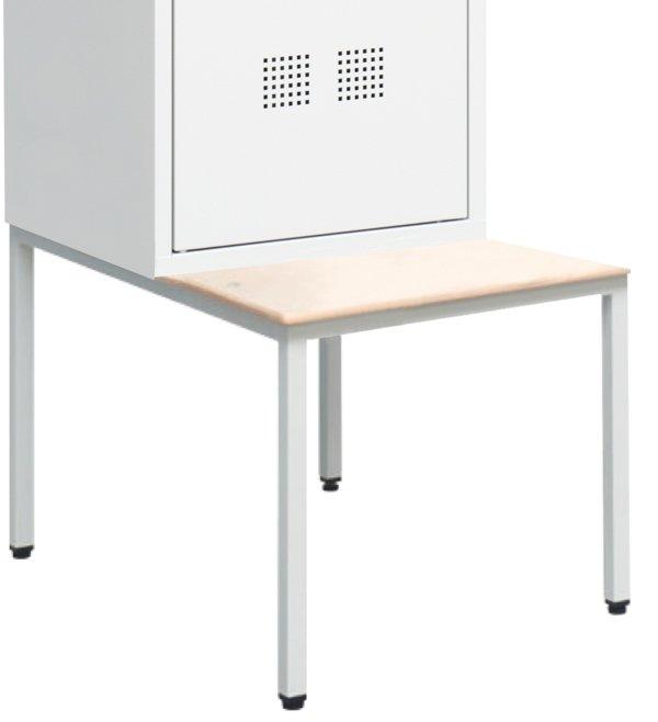Ławka jednostronna ŁS-400/JS/480