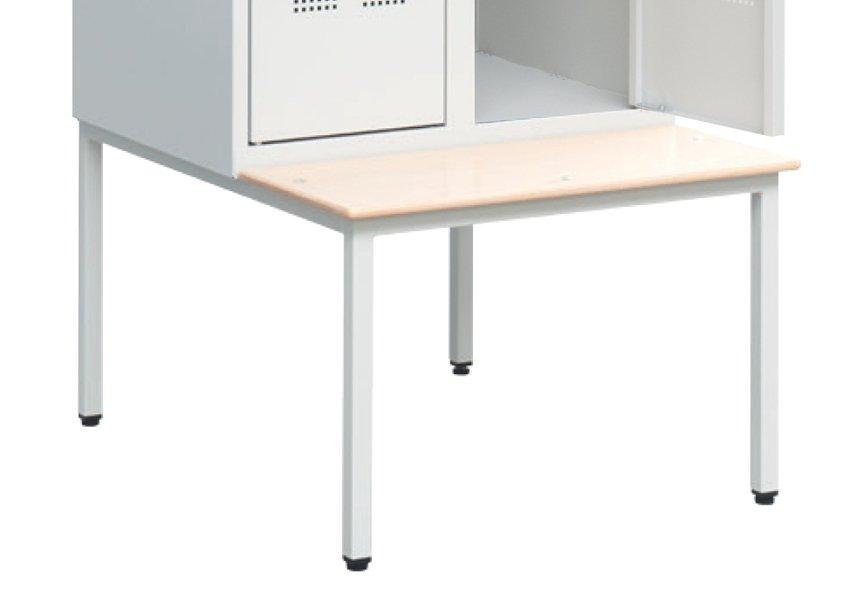 Ławka jednostronna ŁS-600/JS/480