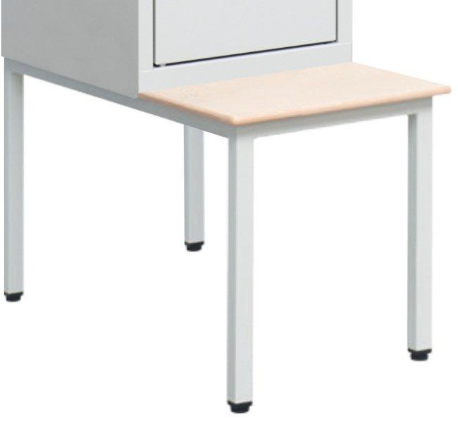 Ławka jednostronna ŁS-300/JS/480