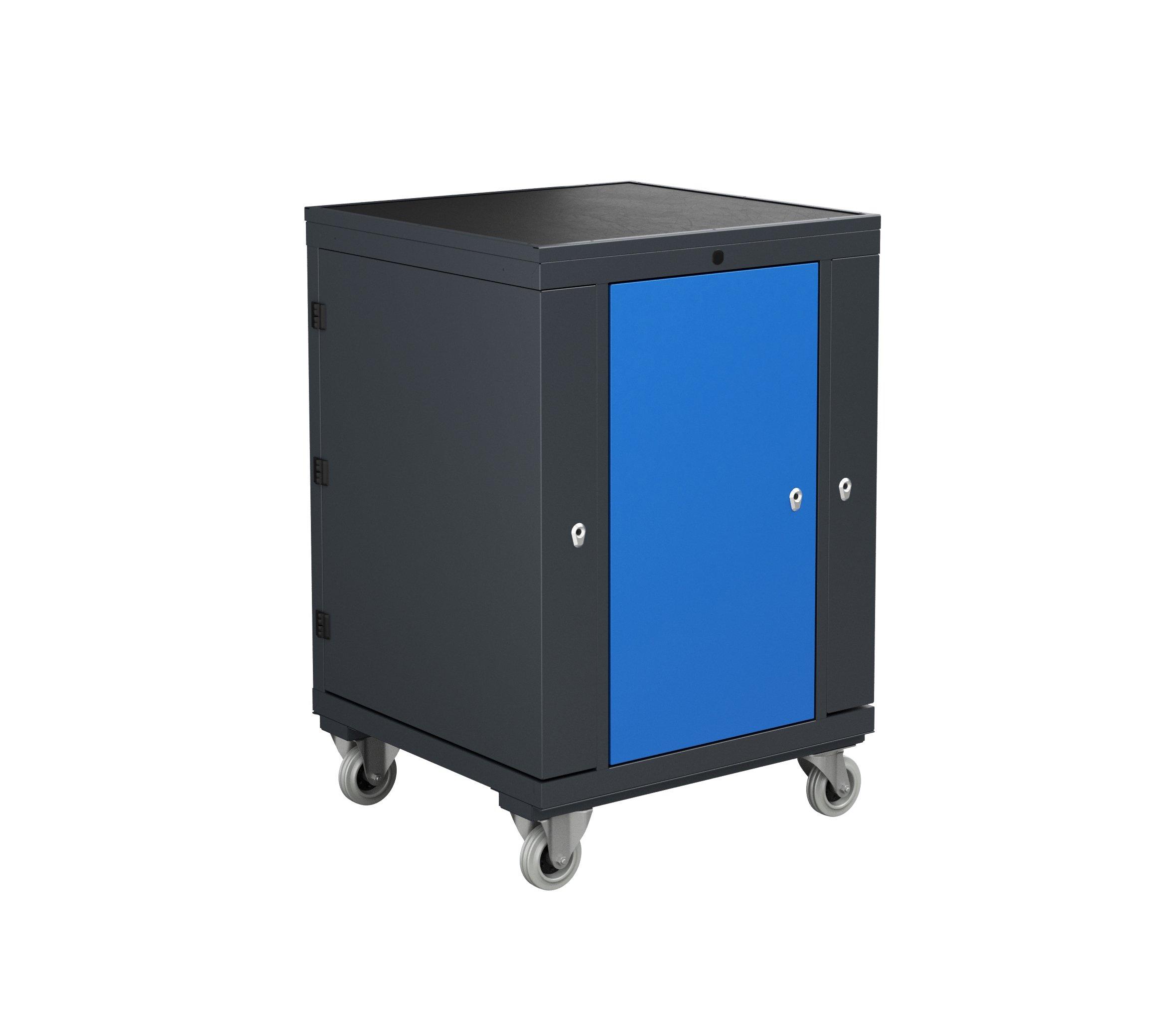 Wózek warsztatowy TWS PLUS z modułem O1