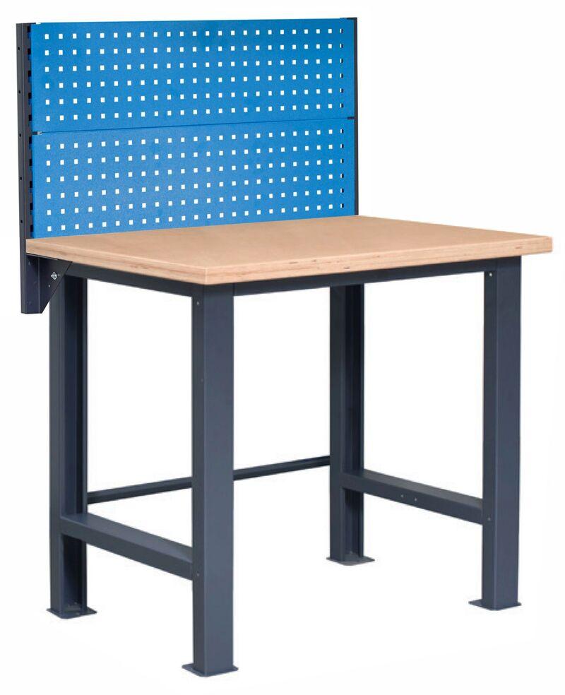 Stół warsztatowy PL01L z niską nadbudową PL01/2T