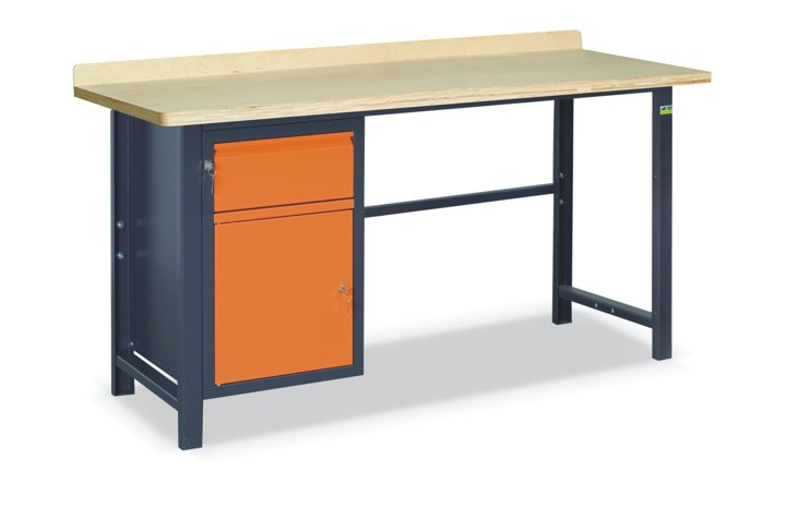 Stół warsztatowy SS02L/B