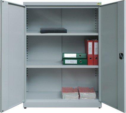 Metalowa szafa biurowa SBN1200