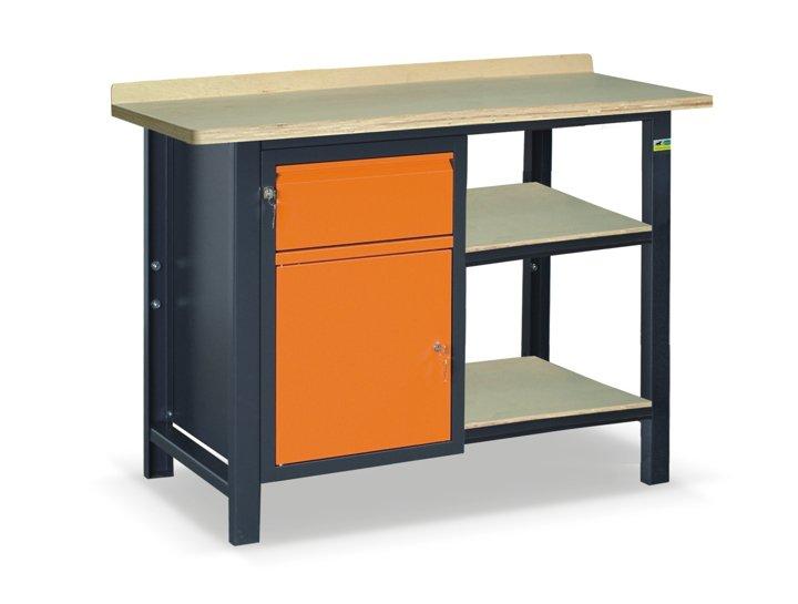 Stół warsztatowy SS01L/B/2PL45