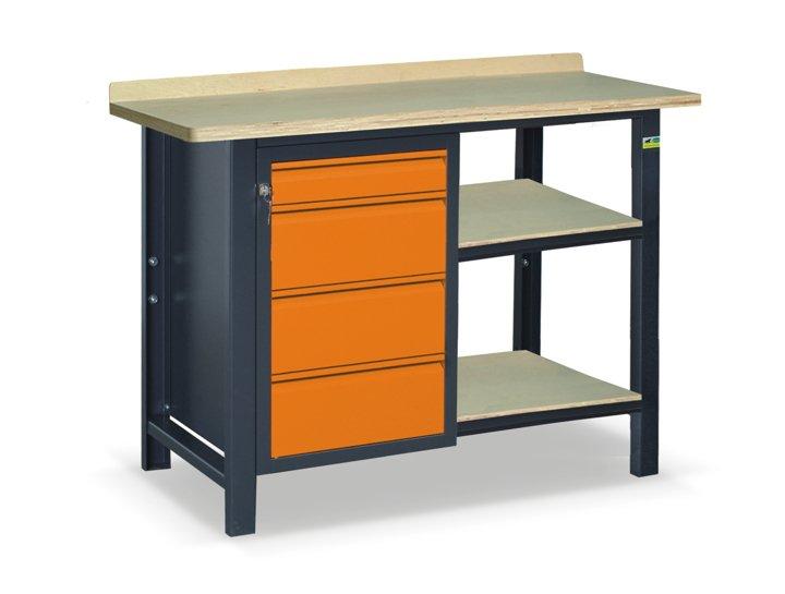 Stół warsztatowy SS01L/F/2PL45