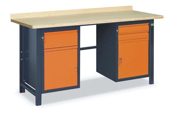 Stół warsztatowy SS02L/BC