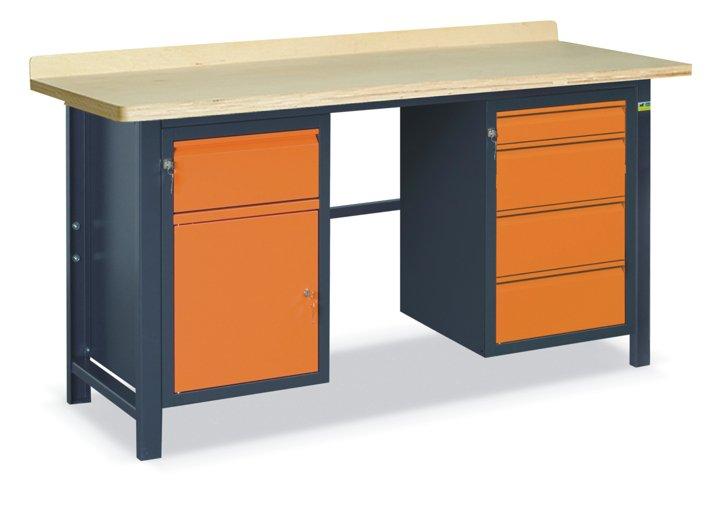 Stół warsztatowy SS02L/BF