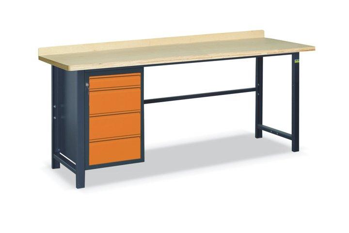 Stół warsztatowy SS03L/F