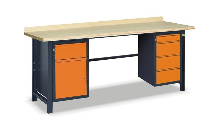 Stół warsztatowy SS03L/BF