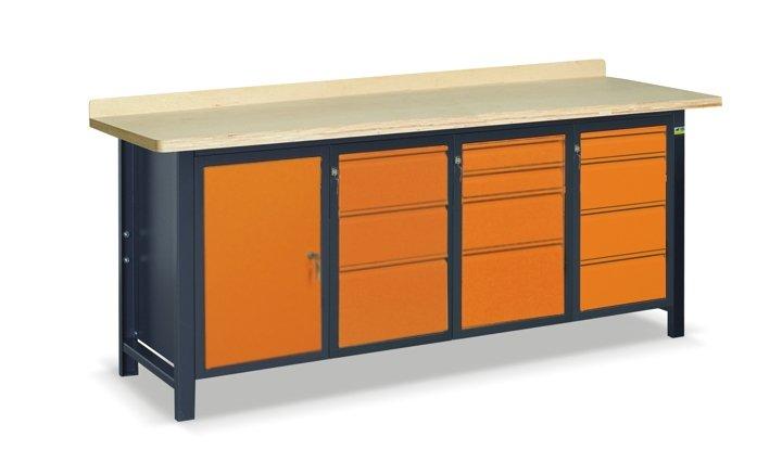 Stół warsztatowy SS03L/ADEF